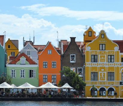 February Colorful Houses