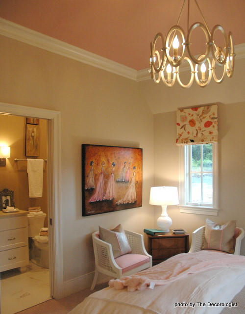In The Pink At The Southern Living Showcase House Tour