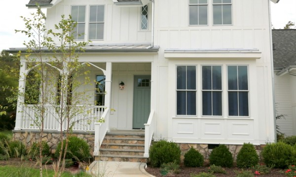 Exterior Paint Colors Painting The Body And Trim The
