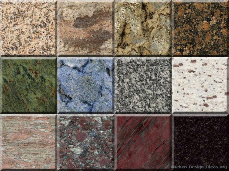 Best Granite Countertops for Cherry Cabinets on What Color Cabinets With Black Granite Countertops  id=50463