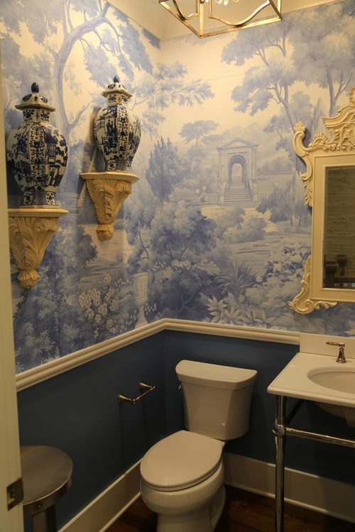 Benjamin Moore Paint Colors In The 2016 OMore Designer Showhouse The Decorologist