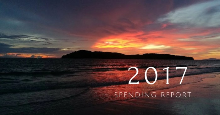 Deep Dish 2017 spending report