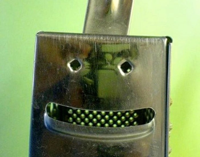 The Life-Changing Magic of Tidying Up: Remember to say thanks to your cheese grater