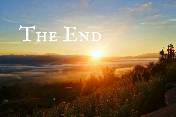 The best things in life are free essay - the end