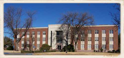 Sandfier Hall, Administration Building
