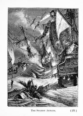 The Defeat of the Spanish Armada Verena EllazarSenior ...