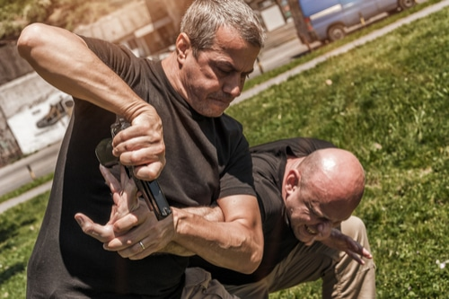Assault and Battery Self Defense