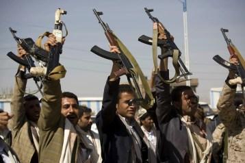 Image result for yemen houthi