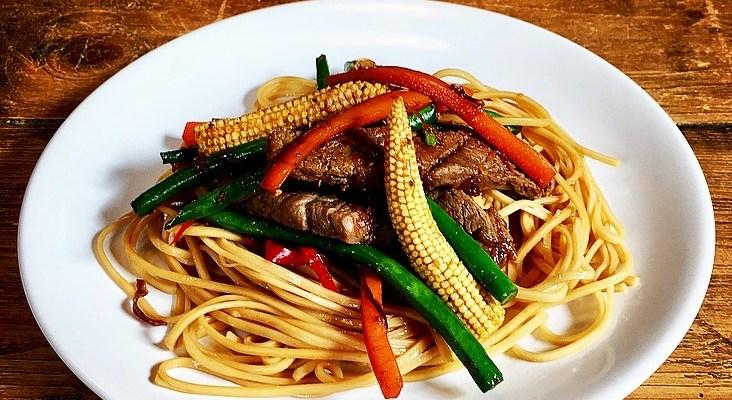 Vietnamese Beef Stir-fry