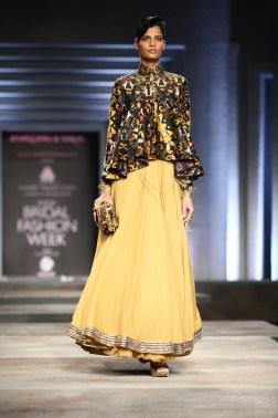 India Bridal Fashion Week Delhi 2013 - Shantanu & Nikhil 10