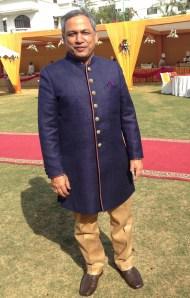 Mr Jain, Jaipur