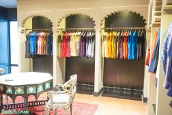 There's an entire section just for grooms - Nehru jackets, sherwanis and kurtas