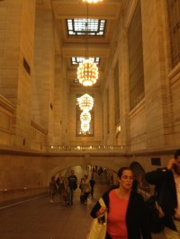 where to visit grand central station lights
