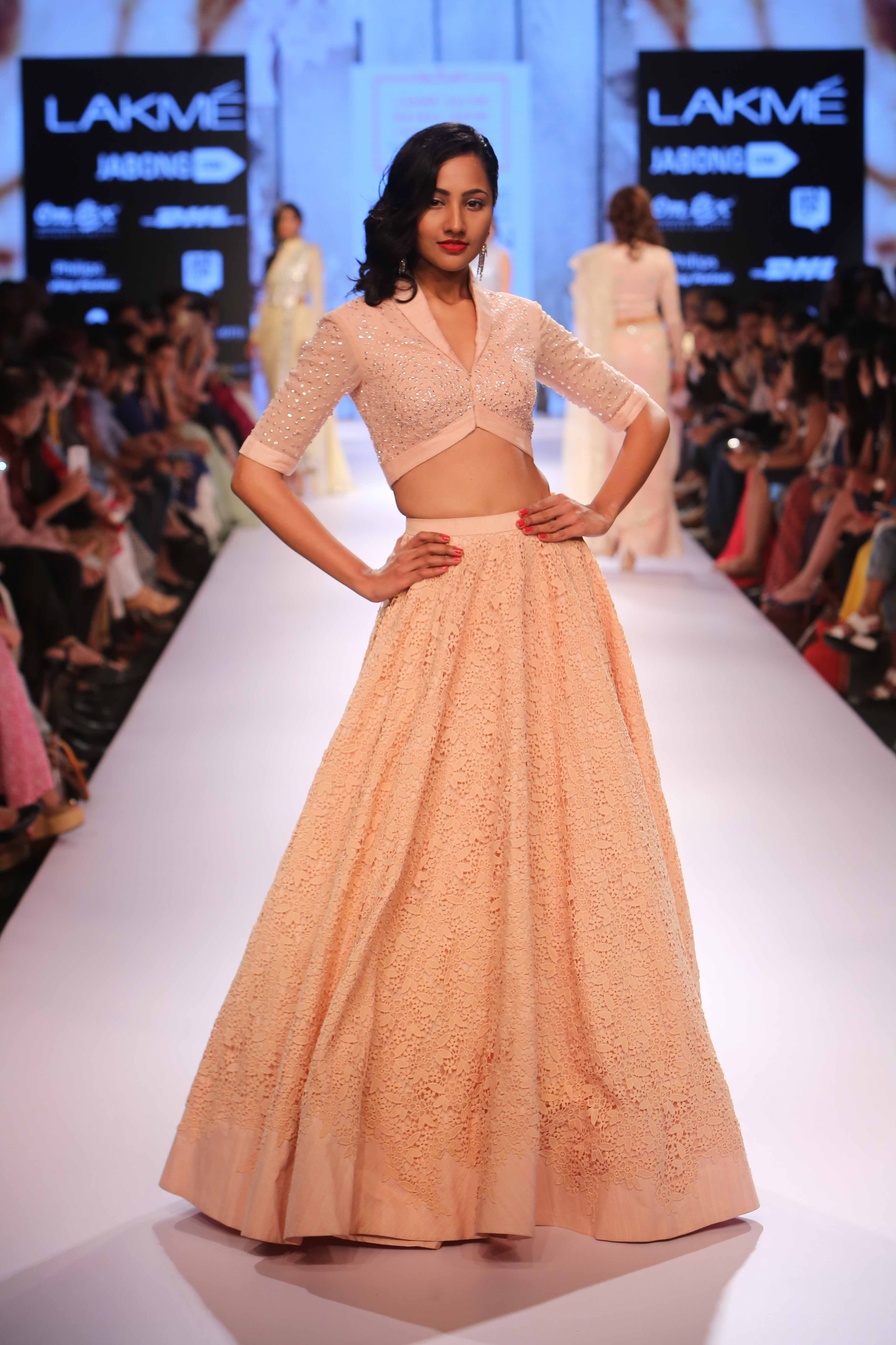 Lakme Fashion Week Sarees