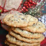Coconut Oatmeal Cookies