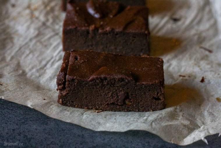Gluten Free Brownie pic