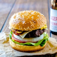 Lou's Burger Recipe - The Best Burger Recipe Ever!