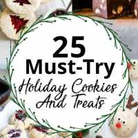 25 Must-Try Holiday Cookies & Treats