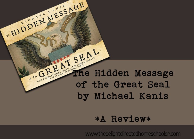 The Hidden Message of the Great Seal- A Review