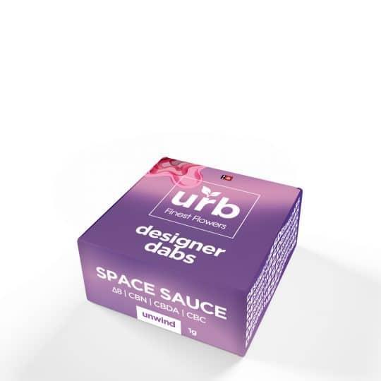 Space Sauce Delta 8