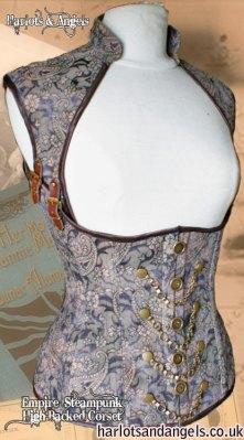 Asylum corset