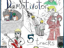 Five Tracks - Demotivator