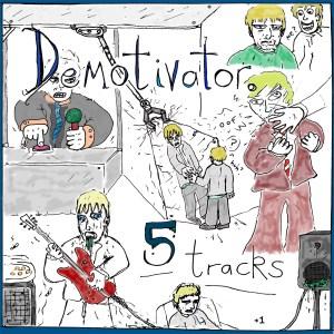 Five Tracks - Demotivator