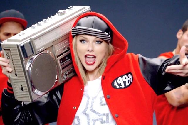 Taylor Swift being slightly annoying.
