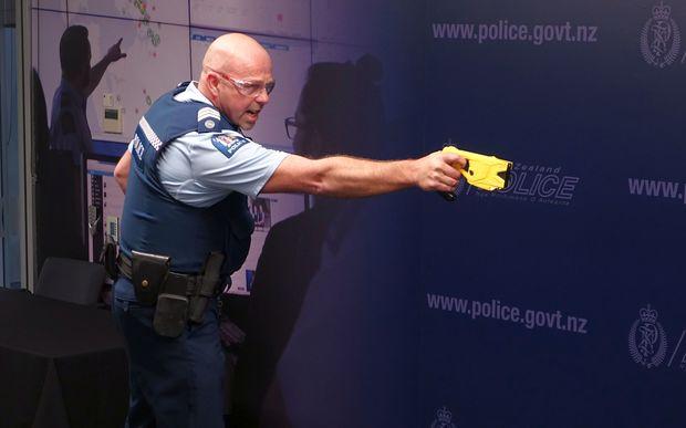 A New Zealand Gun.