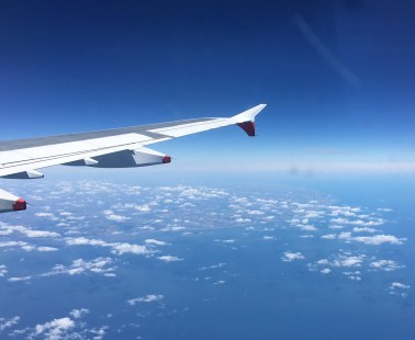 Over England