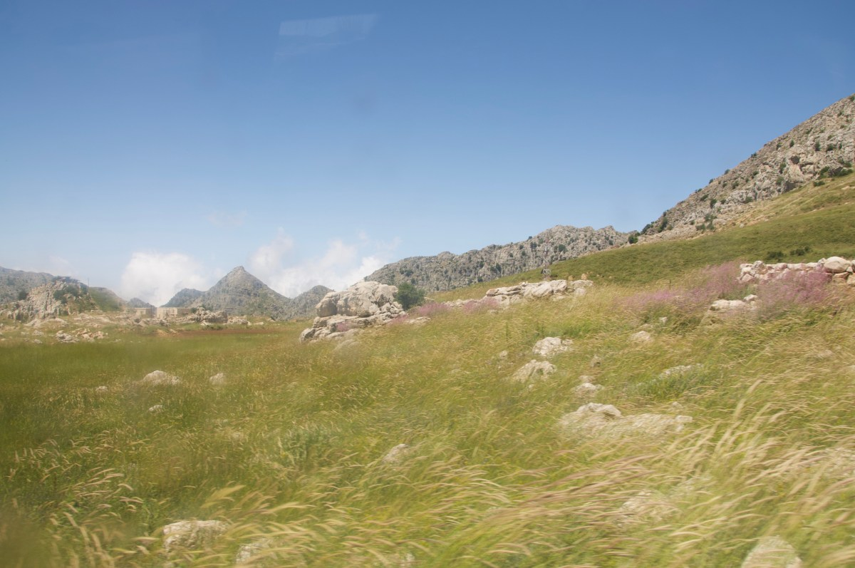 10 days in Lebanon (day 6) From Saint Charbel church to Baatara Gorge Waterfall and Douma
