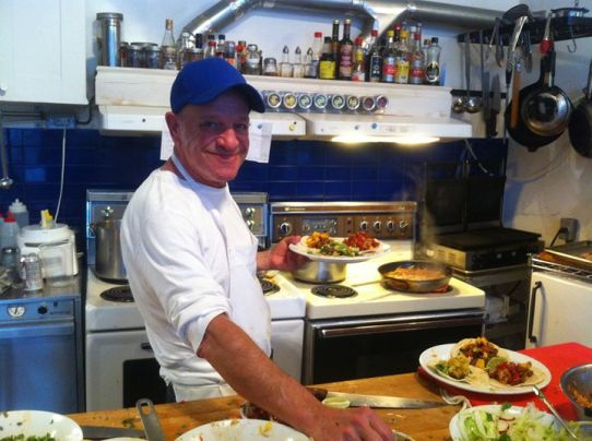 Chef Greg Couillard serves up some incredible Mexican fare