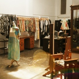 our clothing section