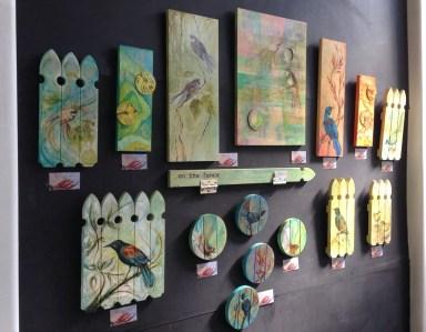 Sarah Hargrave Exhibition