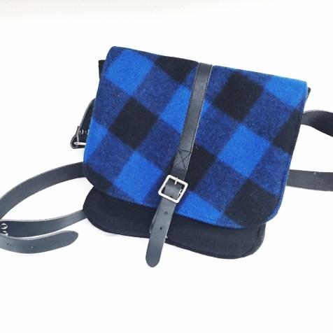 Swandri Messenger Bag - Annie B Handmade