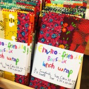 Lunch Wraps - Betsy & Fred