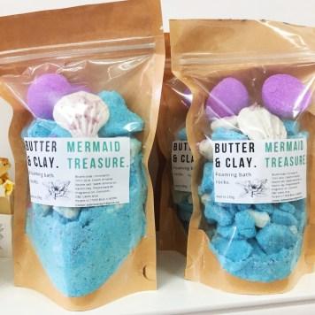 Bath Rocks - Butter & Clay