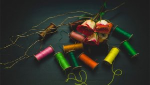 Life Lessons Learned from Embroidering