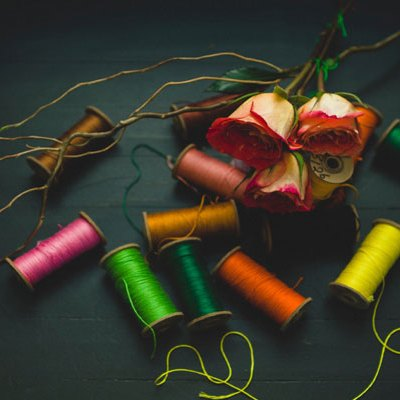 How Embroidering Has Made Me a Better Writer
