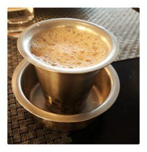 Kerala Style Filter Coffee