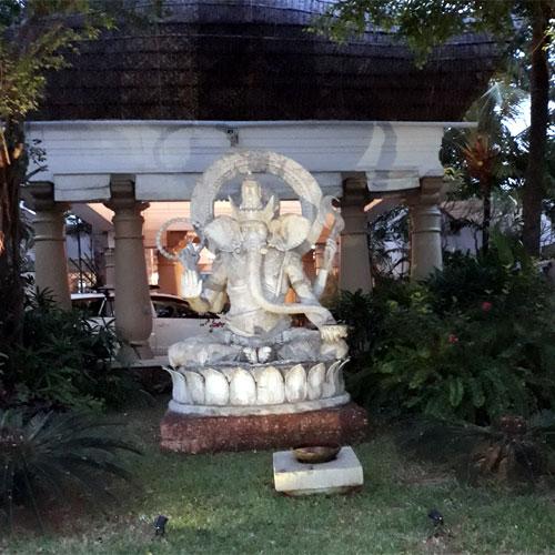 Front View - Taj Bekal Resort & Spa, Kerala