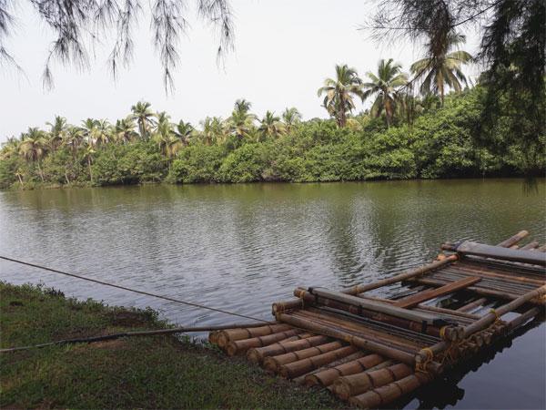 Taj Bekal Resort and Spa Backwaters