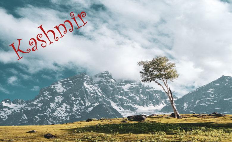 Holidaying in Kashmir