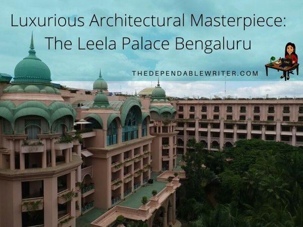 The Leela Palace Hotel, Bengaluru