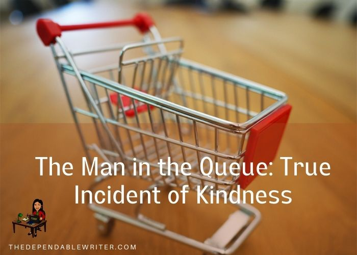 Random act of kindness at the store