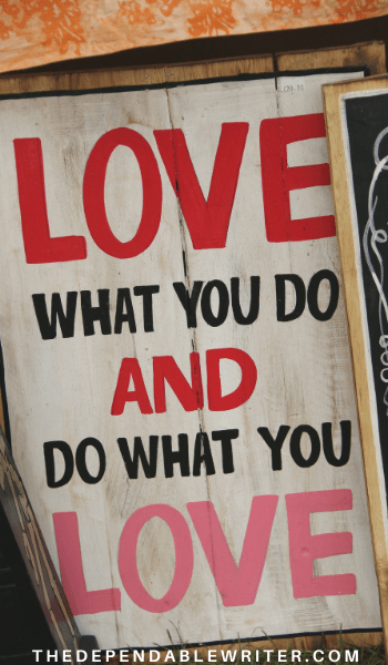 Freelancing: Do what you love and love what you do