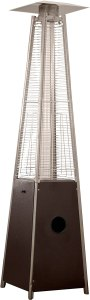 AZ Quartz Gas Patio Heater