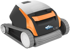 Dolphin Maytronics 500968 E20 Automatic Robotic Pool Cleaner