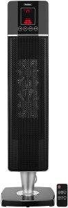 VonHaus Oscillating 2000W Tower Fan Heater