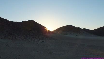 Sunrise 23.12.14 Wadi Aydam